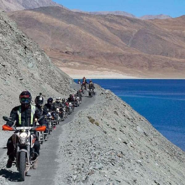 Old Hindustan Tibet Road Motor Bike Safari 12N/13D