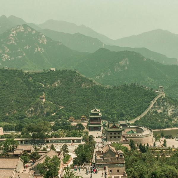 Mesmerizing China 15N/16D