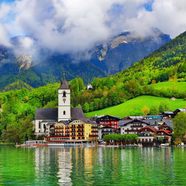Austrian Wonders 6N/7D