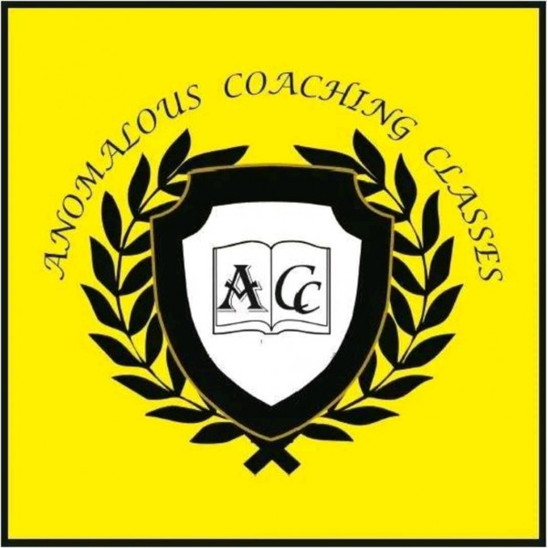 ANOMALOUS COACHING CLASSES