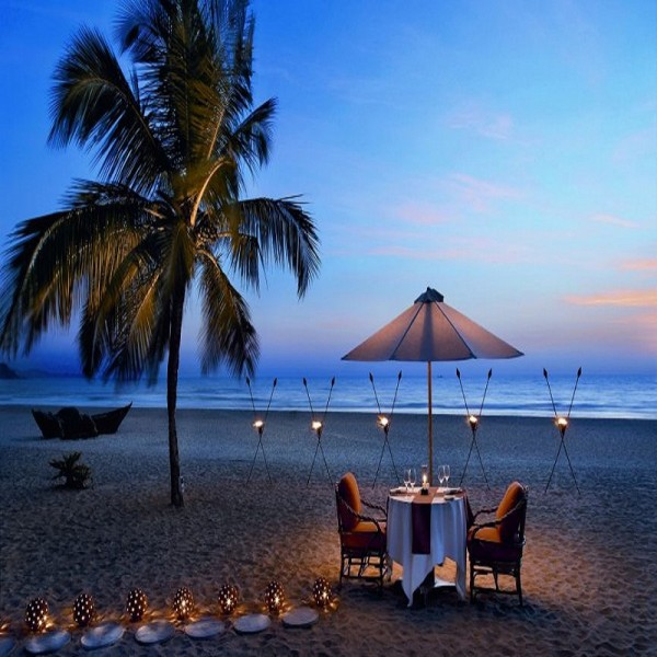 Goa Honeymoon Beaches Tour Package 5N/6D