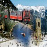 Colorful Himachal 8N/9D ( 2N Shimla , 3N Manali , 2N Dalhousie, 1N Delhi )