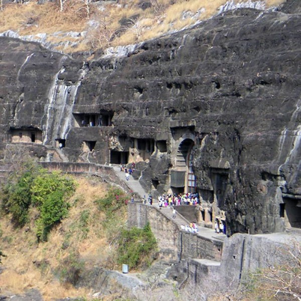 Mystic Ajanta Caves 9N/10D