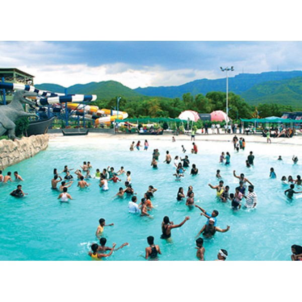 Krushnai Water Park and Resort