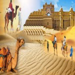 Rajasthan with Sand Dunes  6N 7D