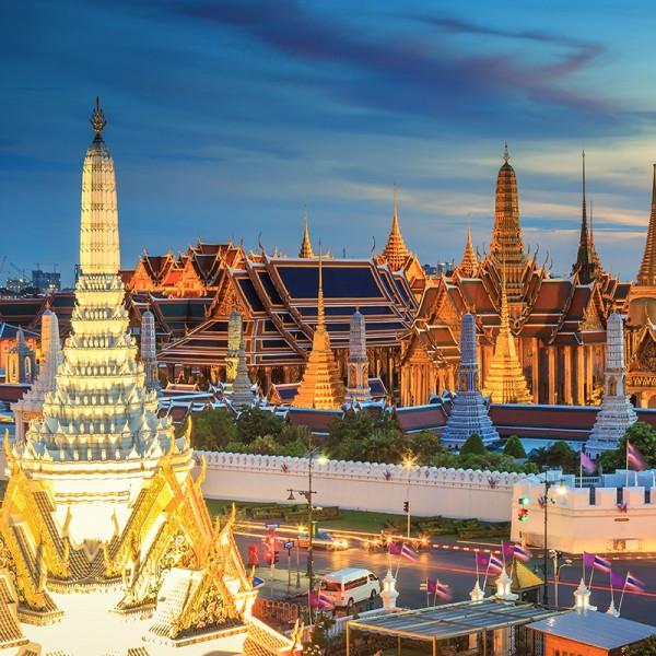 Thailand 8N 9D
