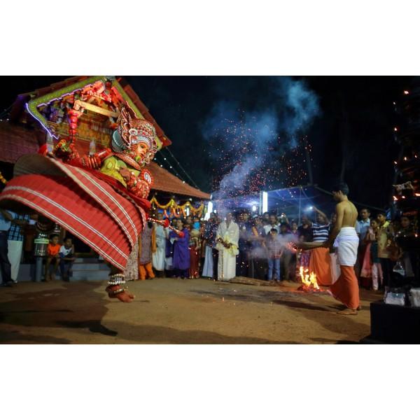 Kerala Spiritual Tour 4N/5D
