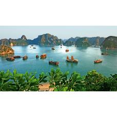 VIETNAM CAMBODIA LAOS 12N/13D