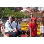 Yamuna Bicycle Tour, Old Delhi