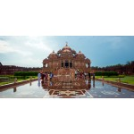 Spiritual Tour at the Akshardham Temple in New Delhi