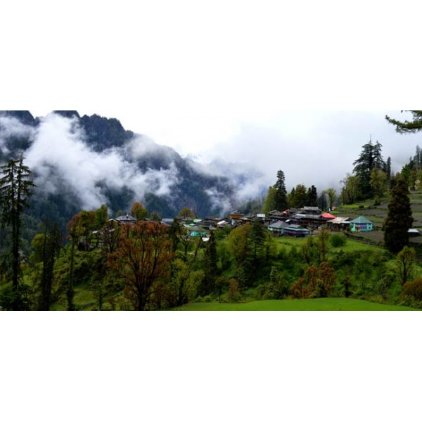Dharamshala Hill Station Tour 3N/4D