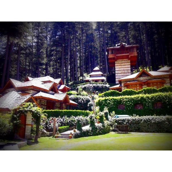 Himachal Hill Station Tour 7N/8D