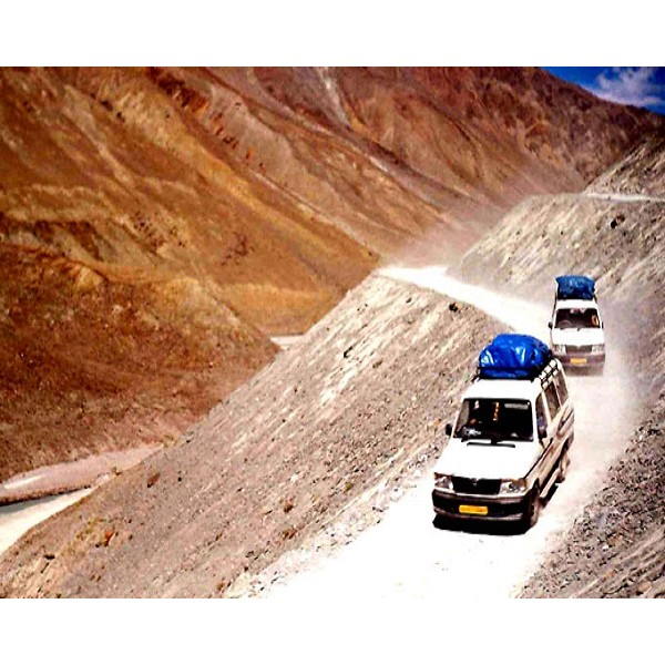 Amritsar - Dharamshala - Spiti Valley - Leh - Srinagar Jeep Safari Tour