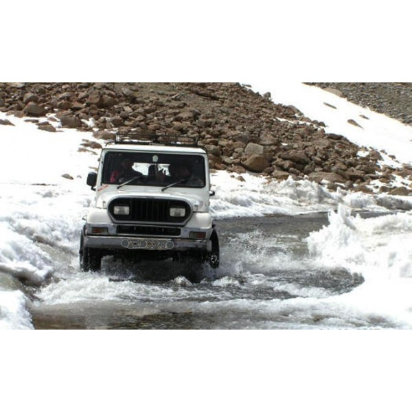 Himalayan Jeep Safari 10N/11D