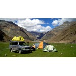Ladakh - Srinagar Jeep Safari 8N/9D