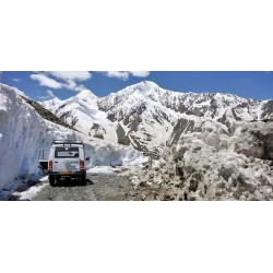 Sikkim Jeep Safari