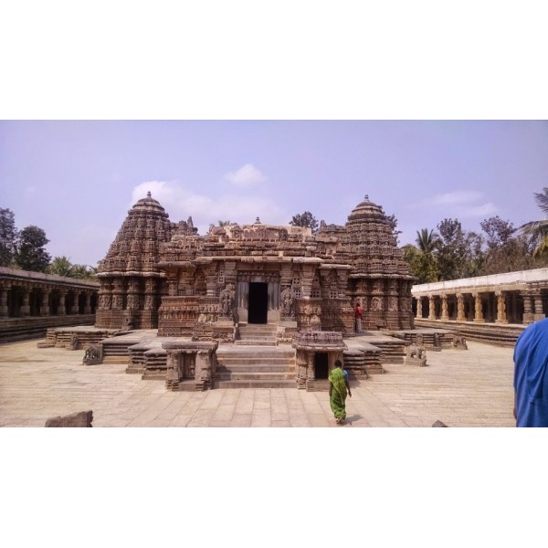 Somnathpura and Talkad Tour