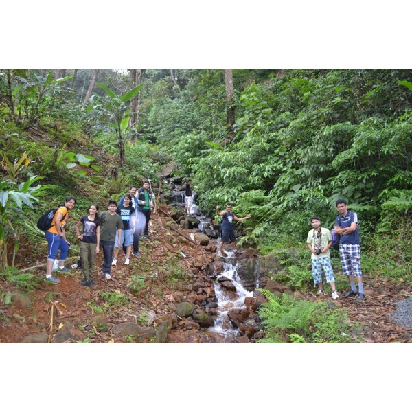 Trekking In Tadiandamol With Waterfall Visit In Coorg