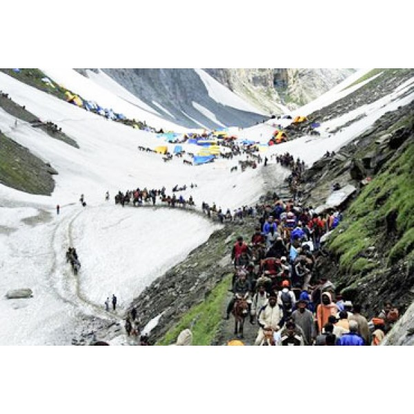 Amarnath Darshan By Helicopter With Gulmarg 4N/5D