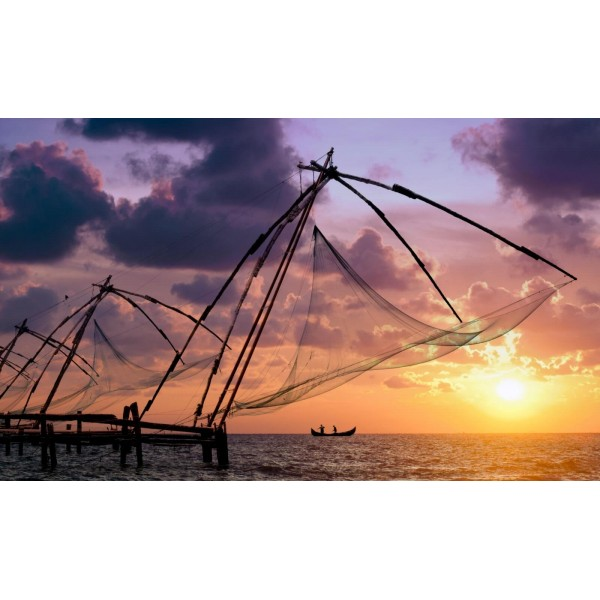 Cochin, Munnar And Thekkady Tour 4N/5D