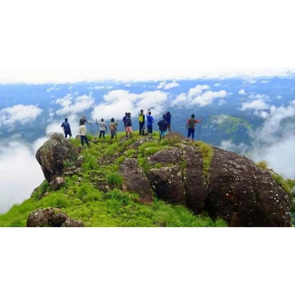 Trek To Top Station Munnar In Kurangani Hills 1N/2D
