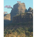 Long Weekend Trek To Alang – Madan – Kulang (The Toughest Trek In The Sahyadri) 1N/2D
