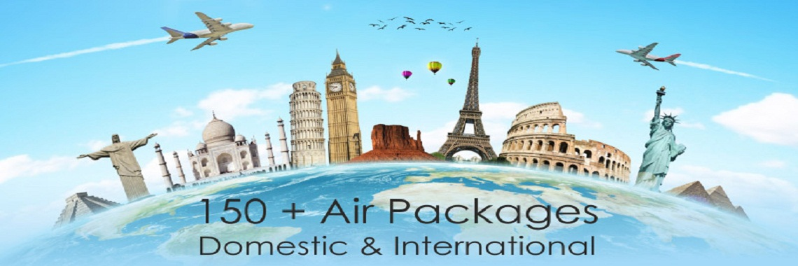 150+ Air Packages
