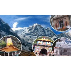 Char Dham Motor Bike Safari in Garhwal 13N/14D
