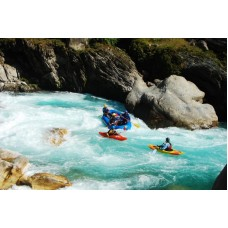 Rafting on Kali 5N/6D