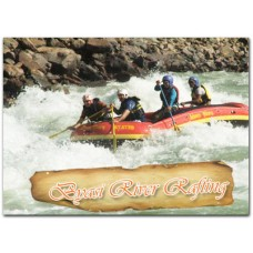 Rafting on Ganga, Byasi 1N/2D