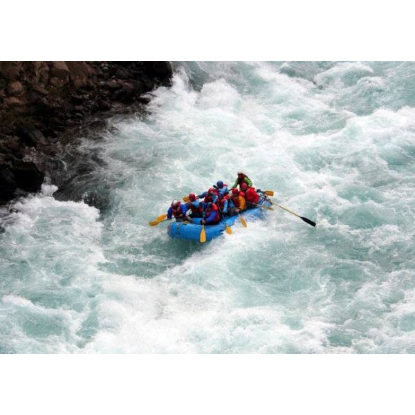 Rafting on Tons 4N/5D