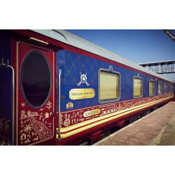 Maharajas Express Journey