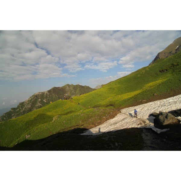 Sainj Valley Trek 4N/5D