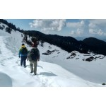 Snow Trek to Auli & Gurson with Skiing & Alaknanda Rafting 6N/7D