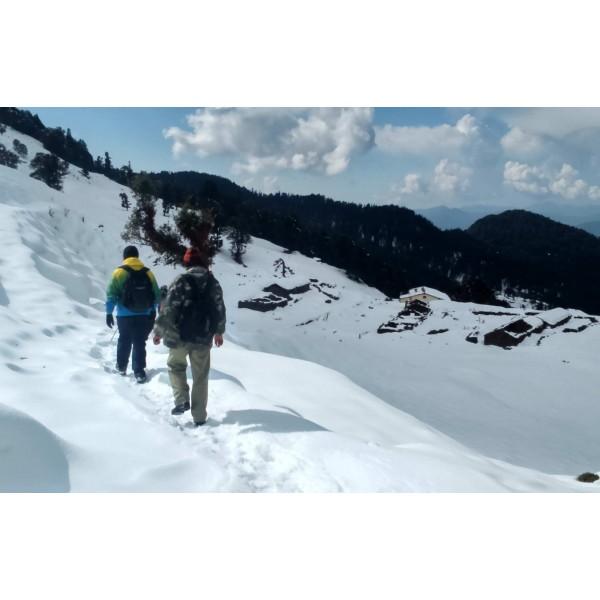 Snow Trek: Dodital & Darwa Pass 5N/6D