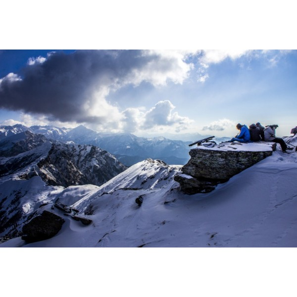 Winter Summit of Kedar Kantha + Skiing 6N/7D