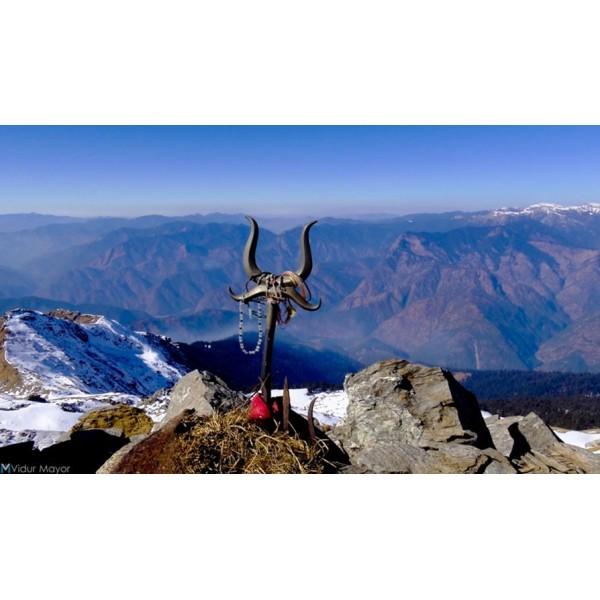 Gangotri Kedarnath Trek 20N/21D