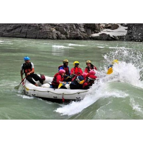 Chopta trek with Rafting - Youth Adventures 3N/4D