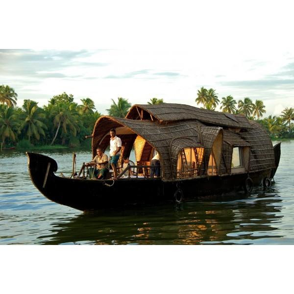 Kerala Backwater Tour 4N/5D