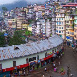 Darjeeling & Kalimpong with Gangtok Tour 5N/6D