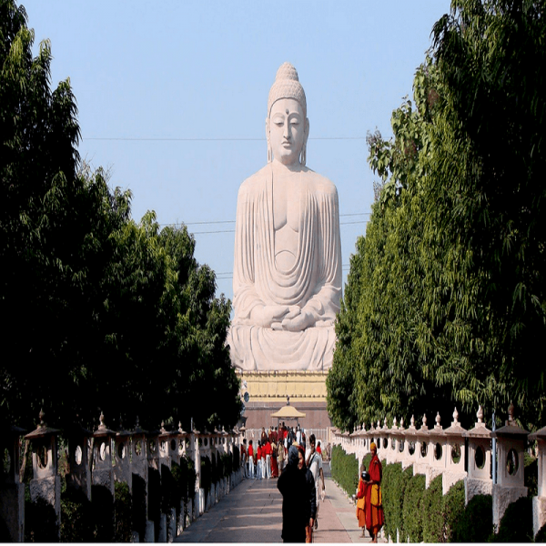 Buddhist Pilgrimage Tour 9N/10D