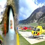 Amarnath Darshan by Helicopter