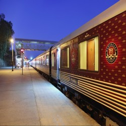 The Indian Maharaja - Deccan Odyssey - Luxury Train Tours