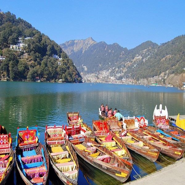 Nainital with Corbett Tour 4N/5D