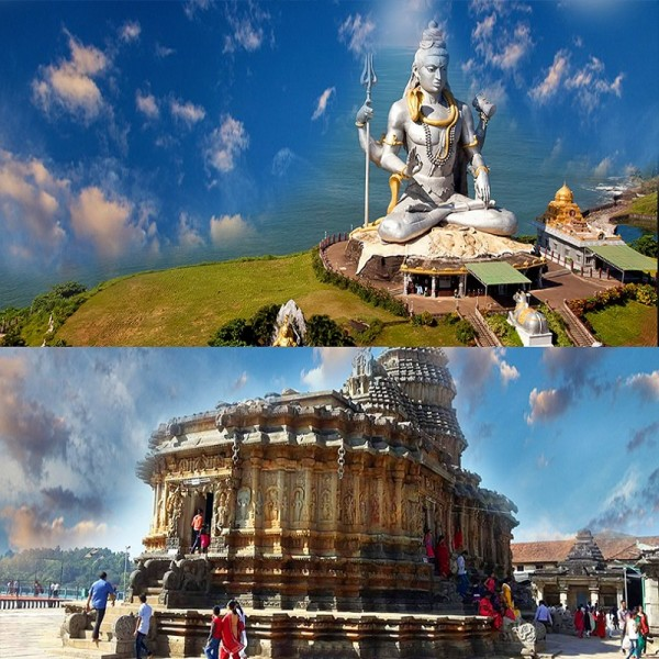 South India Temple Tour 11N/12D