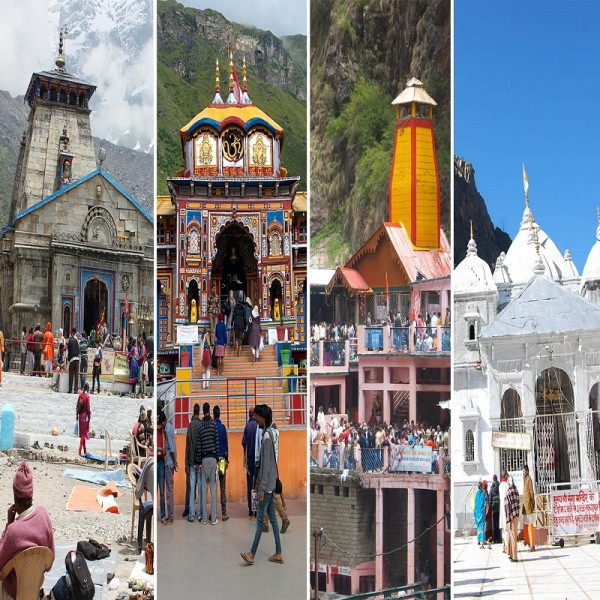 Yamunotri Gangotri Do Dham Yatra Package 6N/7D