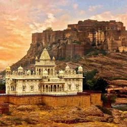 FORTS AND PALACES OF RAJASTHAN 10N/11D