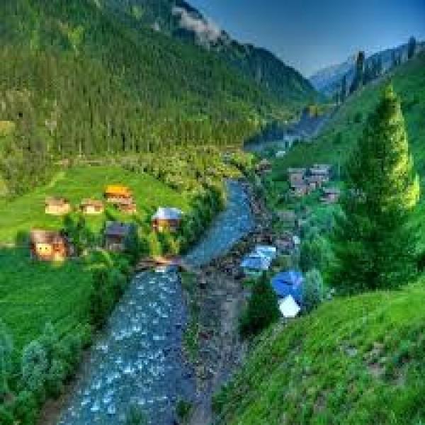 Delight of Kashmir 5N/6D
