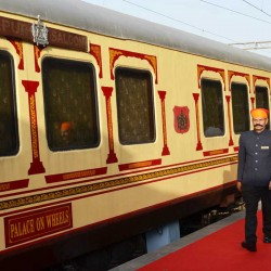 Palace on Wheels 7N/8D