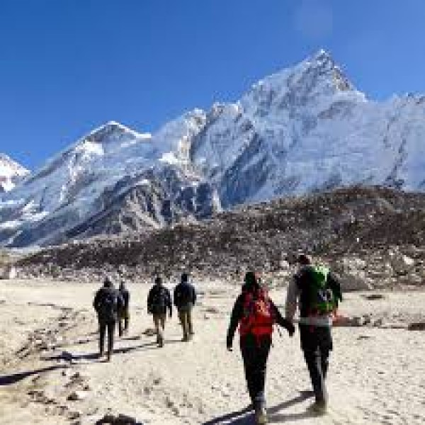 Cultural  Tibet with Everest Base Camp Trekking 10N/11D
